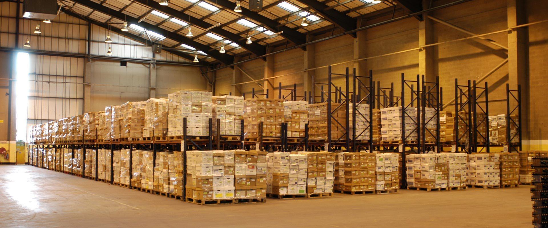 Складское хранение грузов