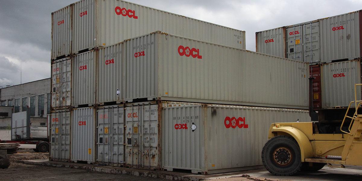 Хранение контейнеров