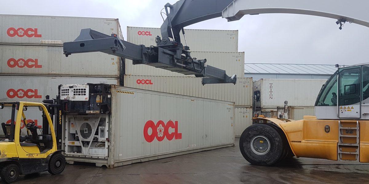 Аренда генераторов для рефконтейнеров
